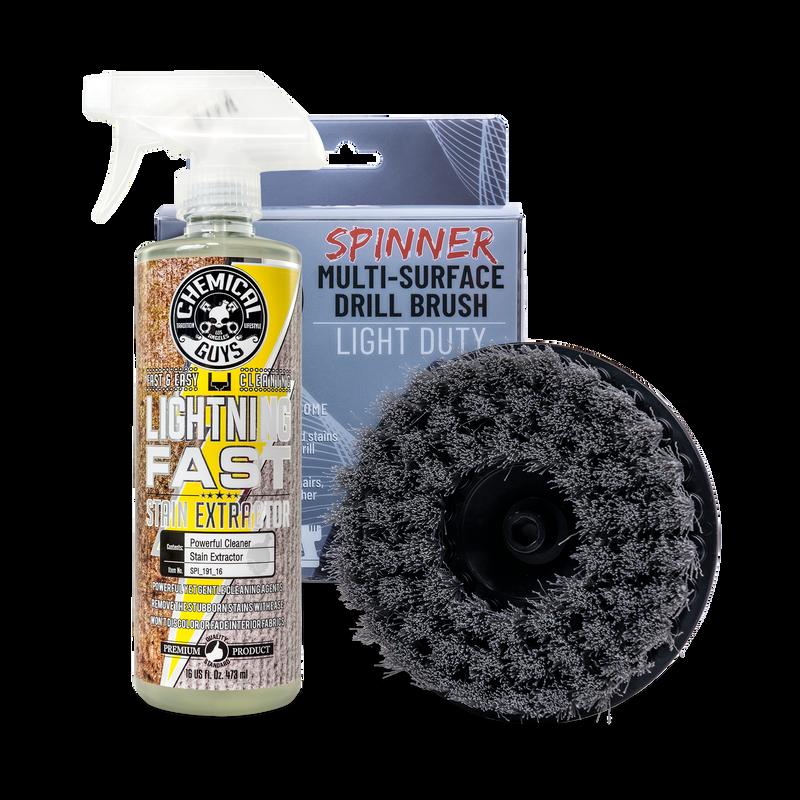 Light Duty Spinner Stain Removal Kit