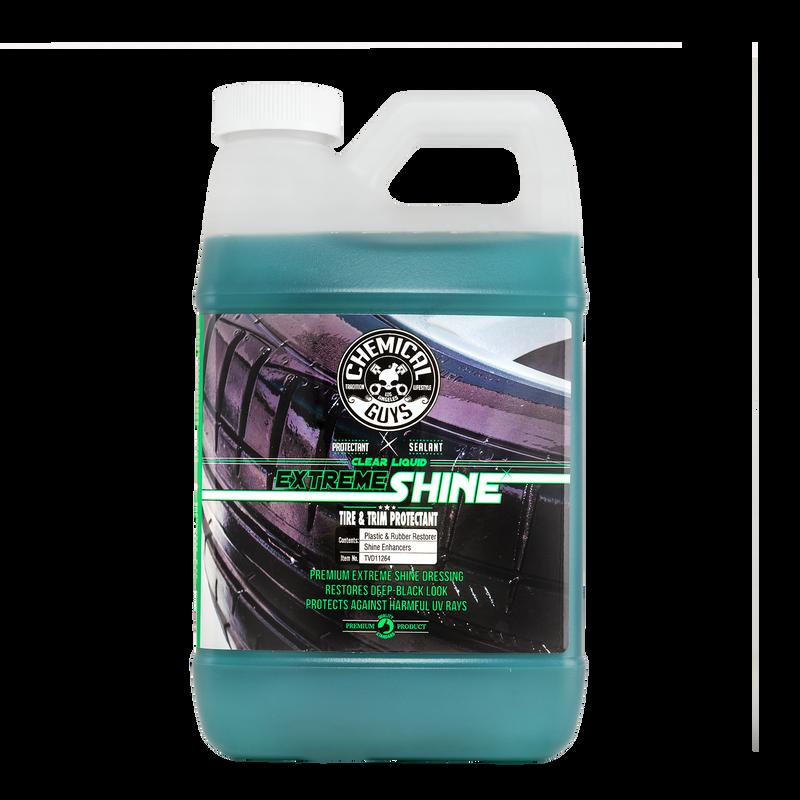 Clear Liquid Extreme Tire Shine
