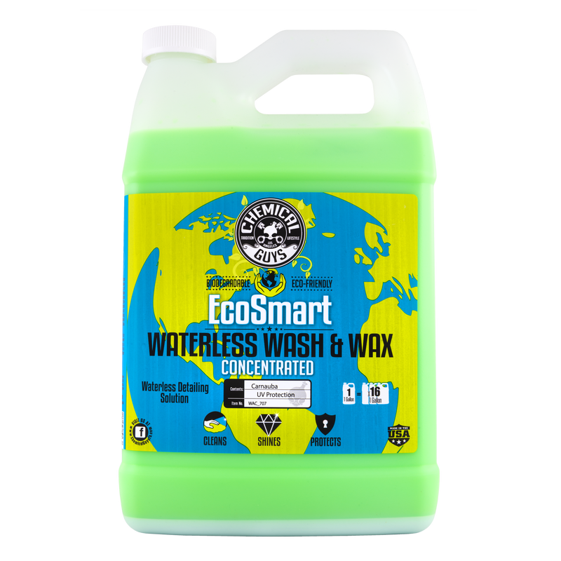 Ecosmart Waterless Car Wash & Wax Concentrate - Chemical Guys