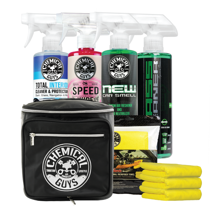 Ole Reliable - Quick Detailing Kit