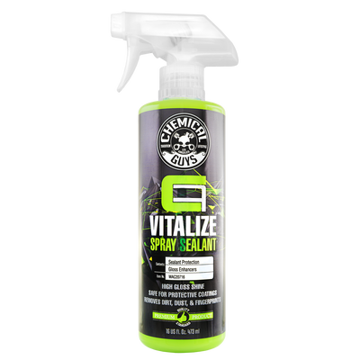 Carbon Flex Vitalize Quick Detailer & Spray Sealant for Protective Coatings