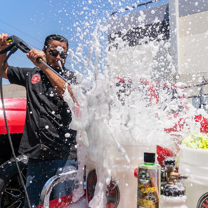 Tough Mudder Off-Road Truck & ATV Heavy Duty Wash Shampoo
