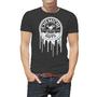 White Dripping Logo T-Shirt, SEMA Edition