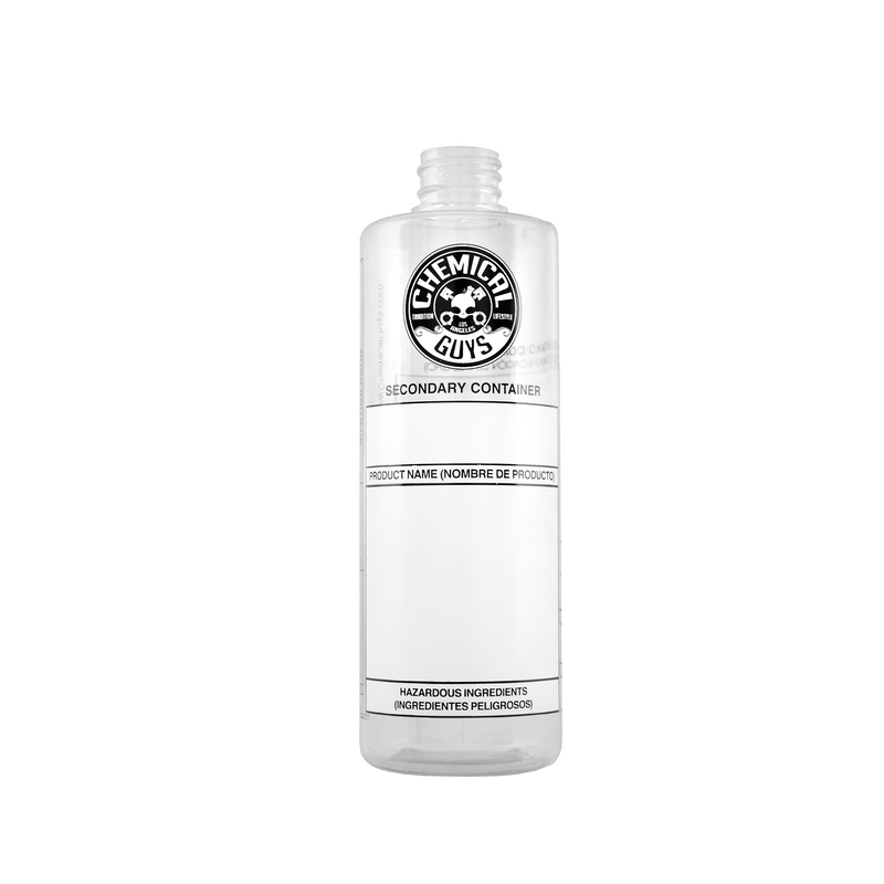 Secondary Container Dilution Bottle - Chemical Guys