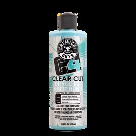 C4 Clear Cut Correction Compound (16oz)
