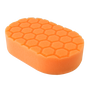 Hex Logic Orange Cutting Hand Pad