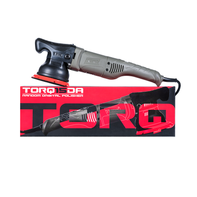 TORQ15DA 15mm Long-Throw Random Orbital Polisher