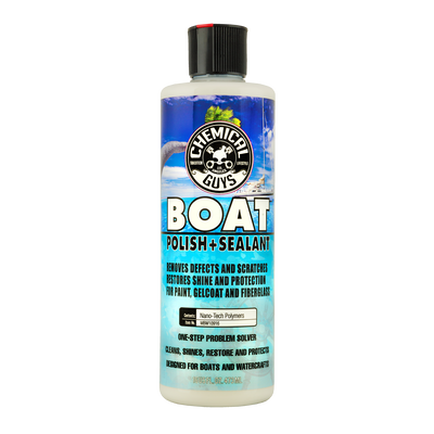 Marine and Boat Polish and Sealant