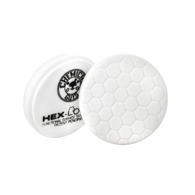 White Hex-Logic Light-Medium Polishing Pad