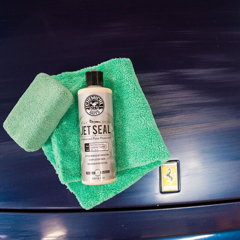 JetSeal Durable Sealant and Paint Protectant |