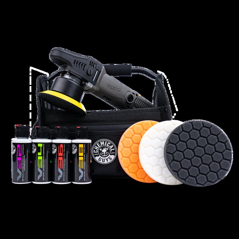 TORQX Detail On The Go Mobile Polishing Kit
