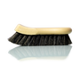 Long Bristle Horse Hair Leather Cleaning Brush slider image 1