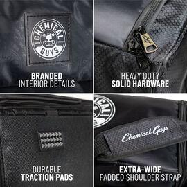 Arsenal Range Trunk Organizer & Detailing Bag With Polisher Pocket