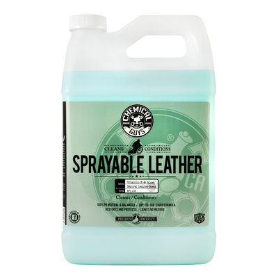 Sprayable Leather Cleaner & Conditioner In One