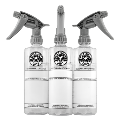 Secondary Container Dilution Bottles (3 Pack)