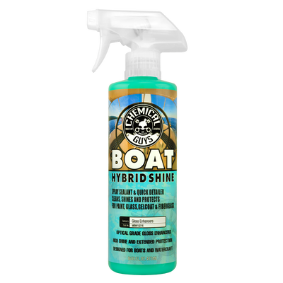 Marine and Boat Hybrid Shine Quick Detail Spray