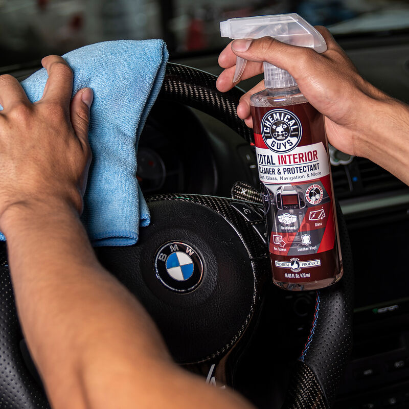 Total Interior Cleaner & Protectant Black Cherry Scented