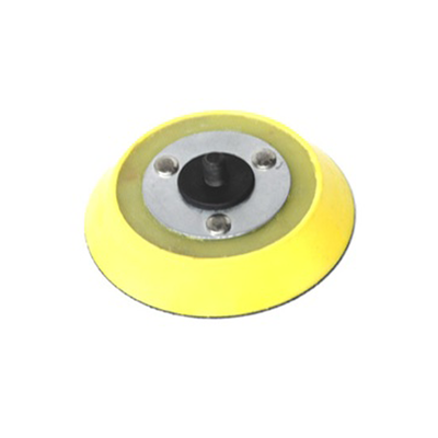 Molded Urethane Flexible Backing Plate for Dual Action Polishers