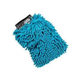 Chenille Premium Scratch-Free Microfiber Wash Mitt, Blue