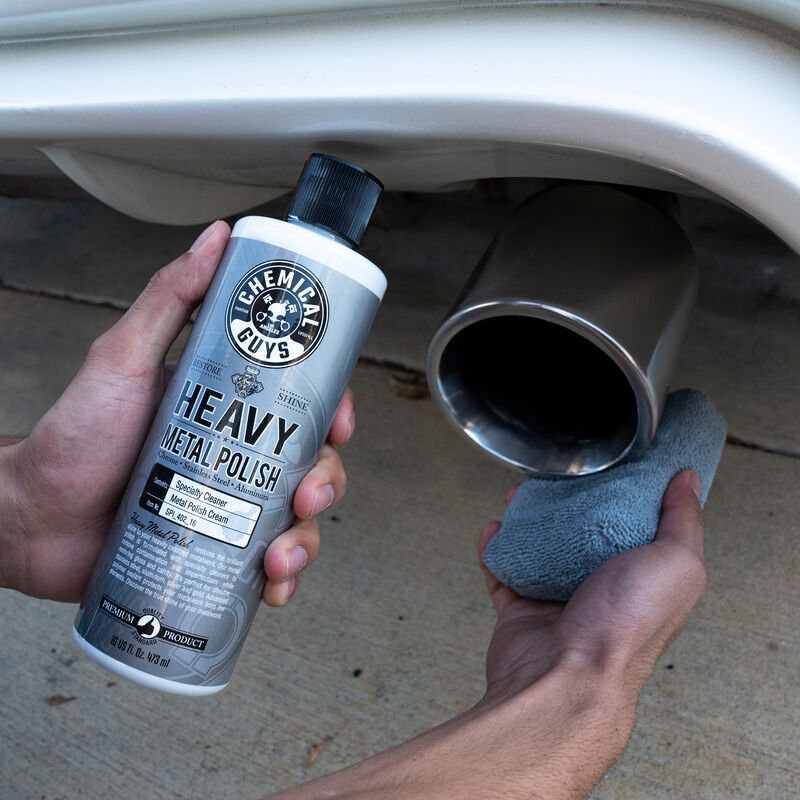 Heavy Metal Polish