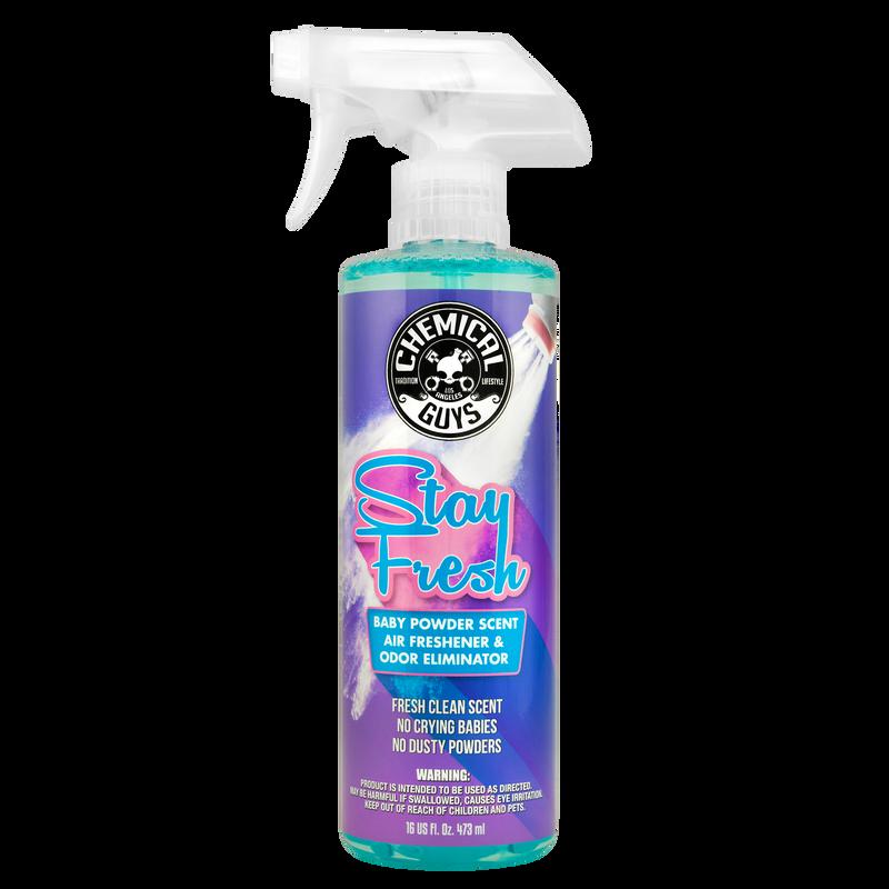 Stay Fresh Baby Powder Scented Air Freshener