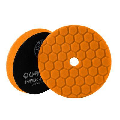 Orange Hex-Logic Quantum Medium-Heavy Cutting Pad