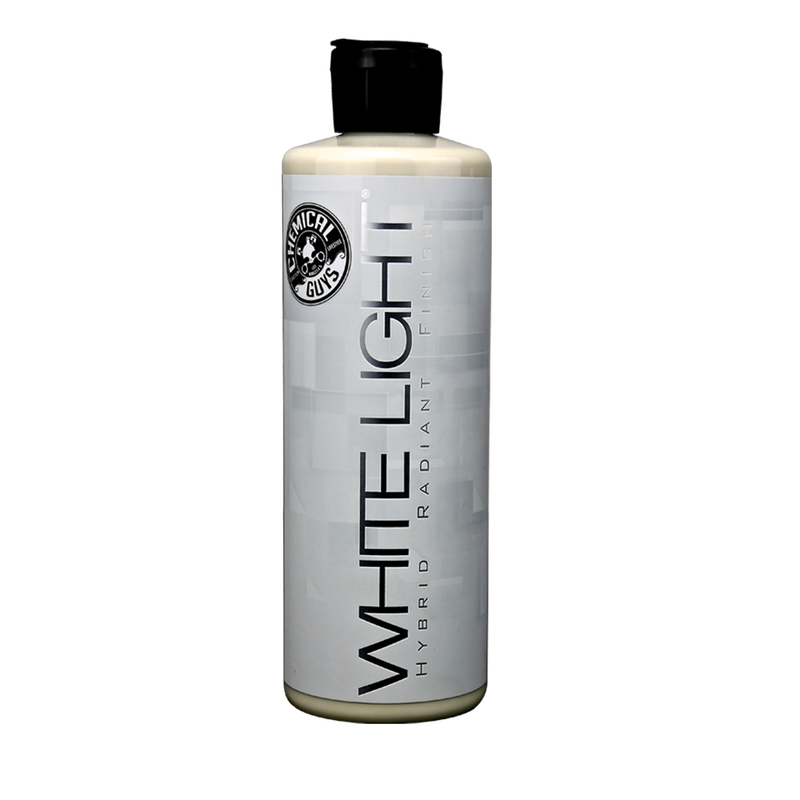 White Light Hybrid Car Glaze And Sealant - Chemical Guys
