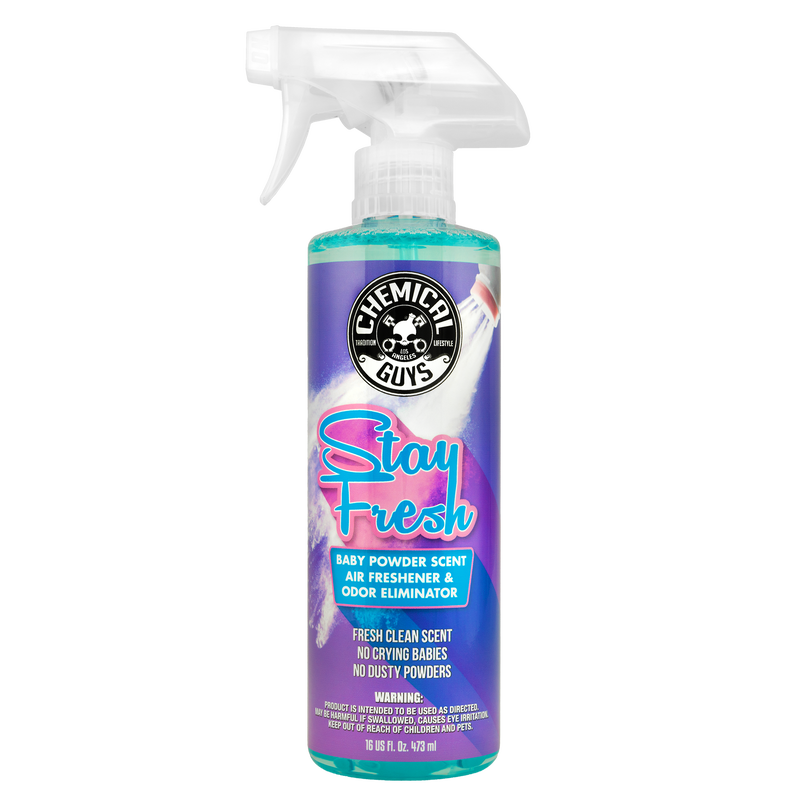 Stay Fresh Baby Powder Scented Air Freshener