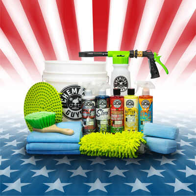 All American Shine Arsenal Builder Kit