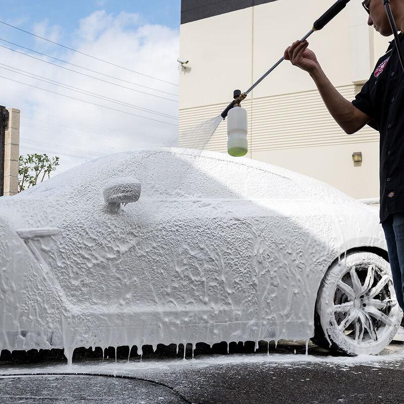 Honeydew Snow Foam