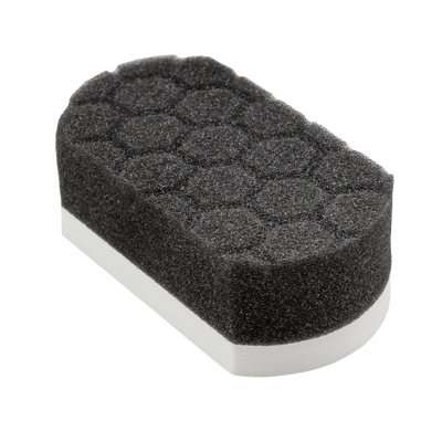 Easy Grip Soft Hex-Logic Applicator Pad, White