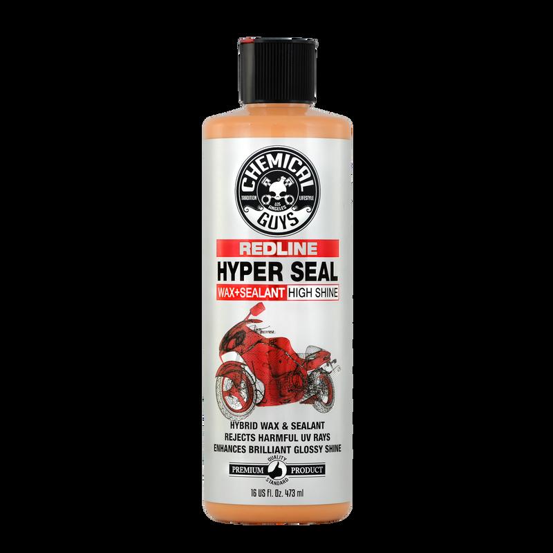 Redline Hyper Seal High Shine Wax & Sealant for Motorcycles slider image 1