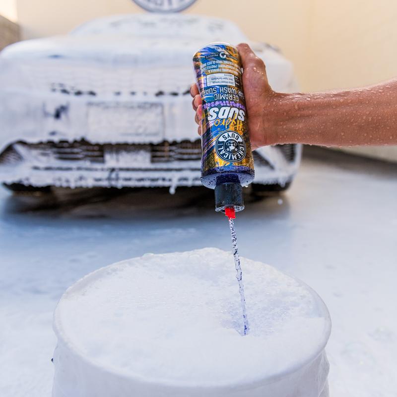 HydroSuds High-Gloss Hyper Foaming SiO2 Ceramic Car Wash Soap slider image 5