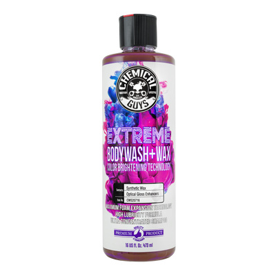 Extreme Body Wash With Wax