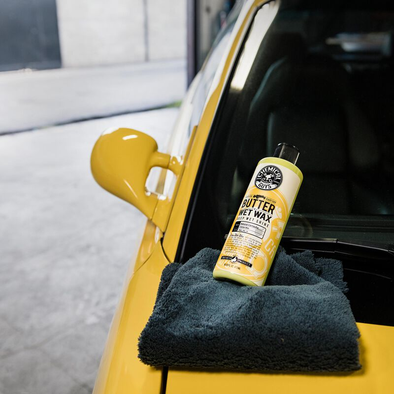 Butter Wet Wax Warm & Deep Carnauba Shine