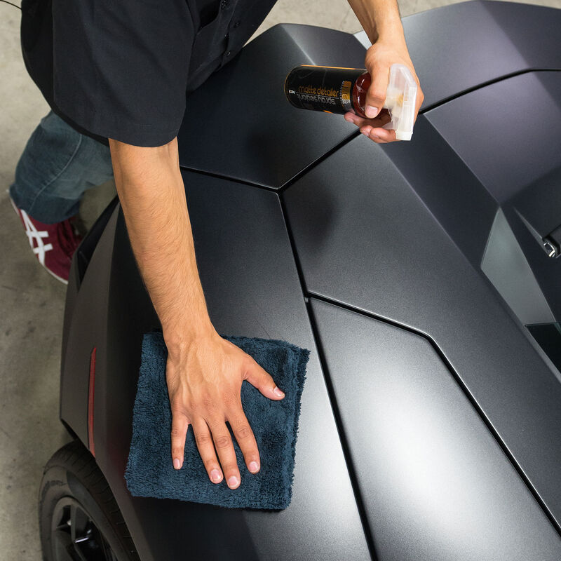 Meticulous Matte Detailer Spray & Sealant for Crisp Satin & Matte Finishes slider image 5