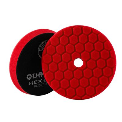 Red Hex-Logic Quantum Ultra Light Finishing Pad