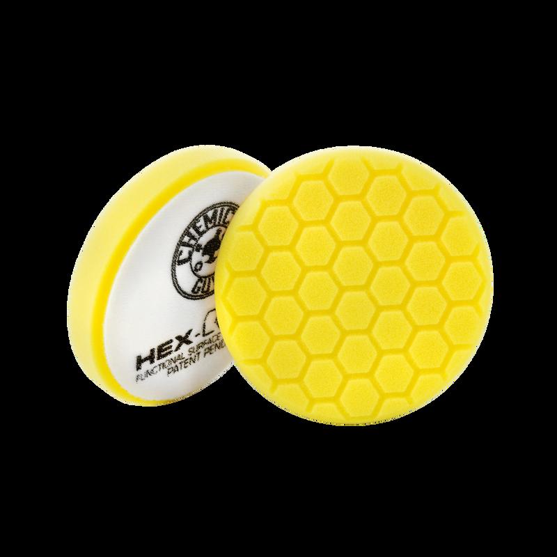 Yellow Hex-Logic Heavy Cutting Pad