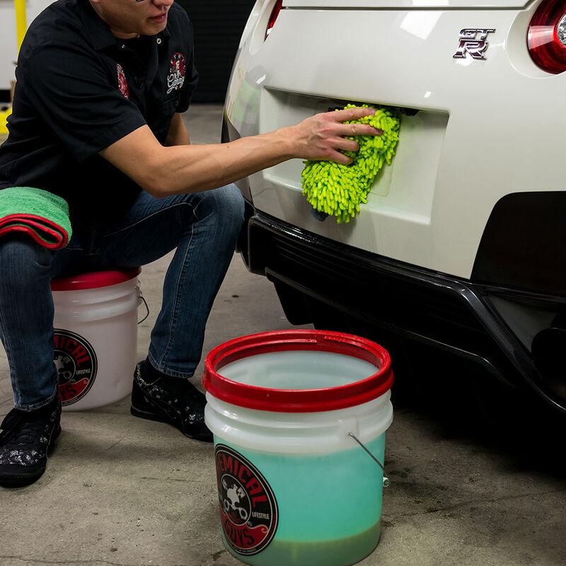 Rinse Free Hoseless Car Wash