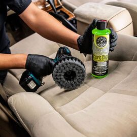 Chemical Guys Spinner Carpet Drill Brush, Light Duty