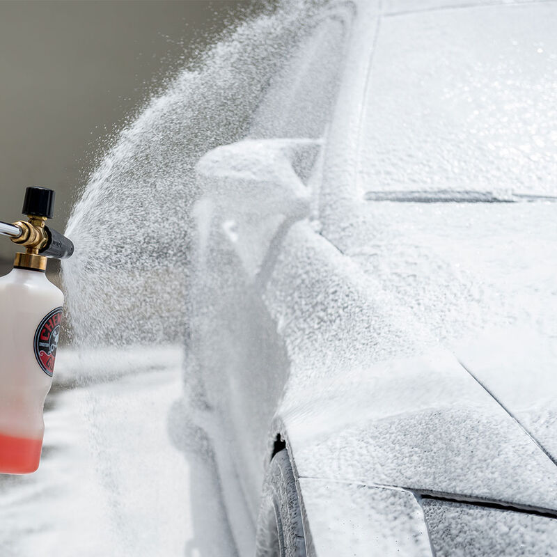 Hybrid V07 Optical Select High Suds & Brilliant Shine Car Wash Soap