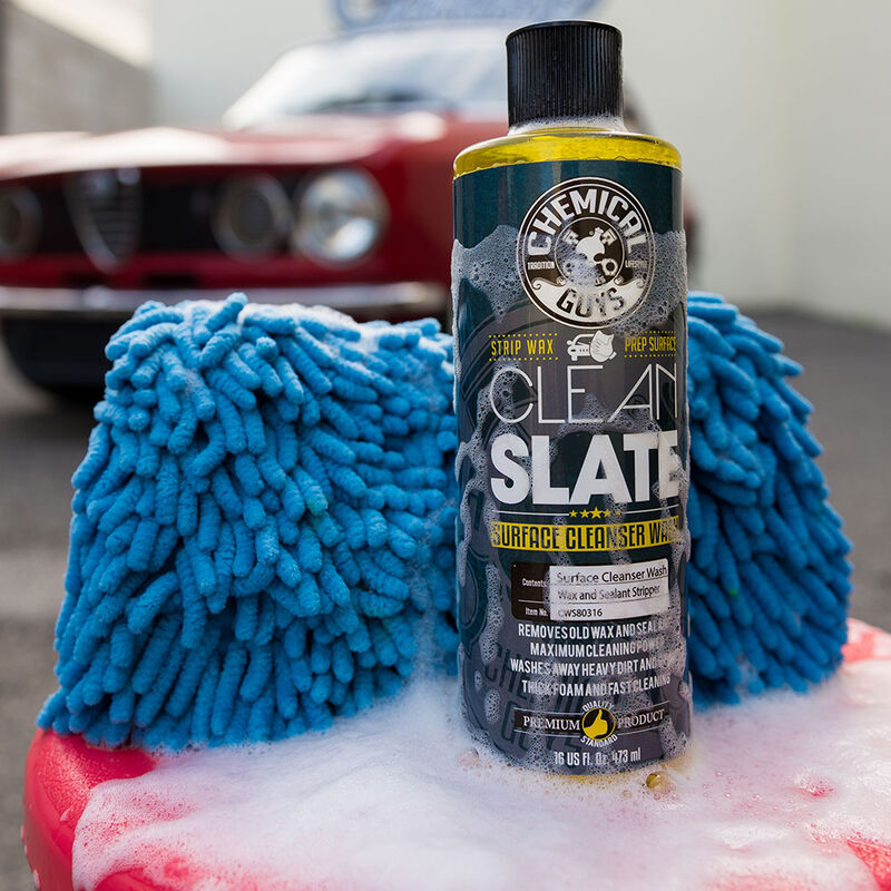 Clean Slate Wax-Stripping Wash