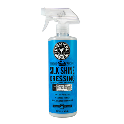 Silk Shine Sprayable Dressing