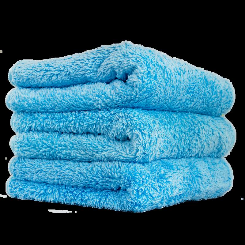 Shaggy Fur-Ball Towels 3 Pack