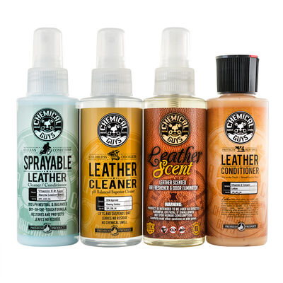 Leather Lovers Sample Kit
