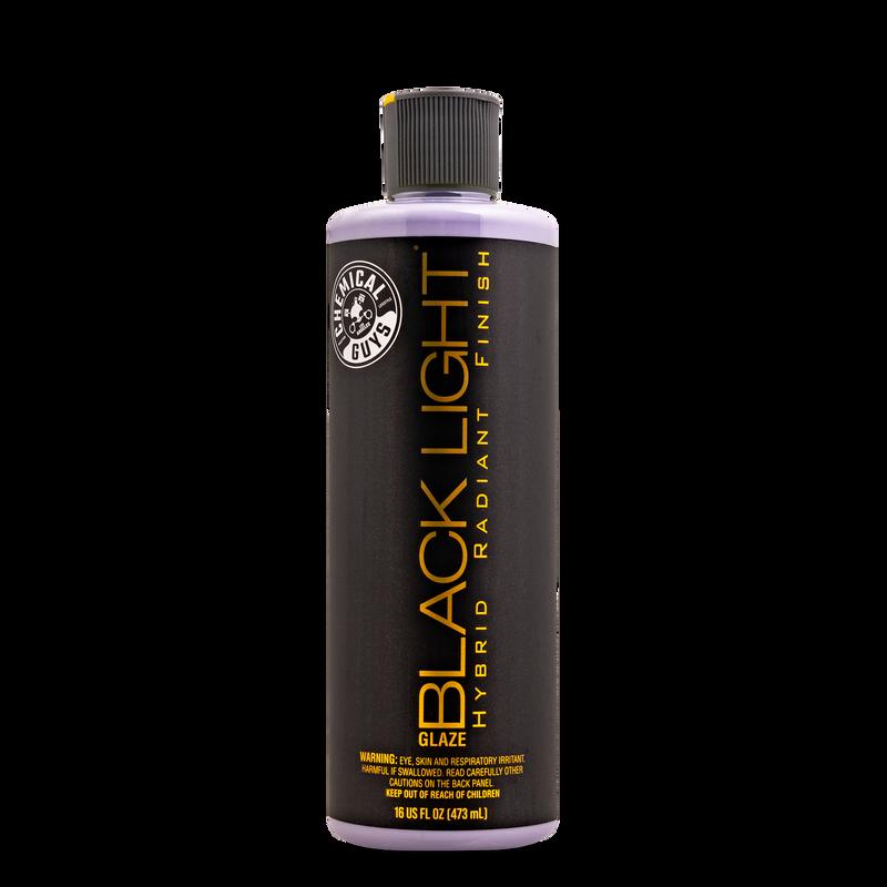 Black Light Hybrid Glaze and Sealant