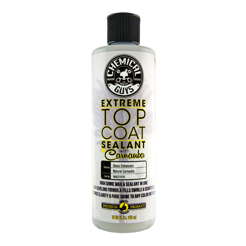 Extreme Top Coat Wax and Sealant in One
