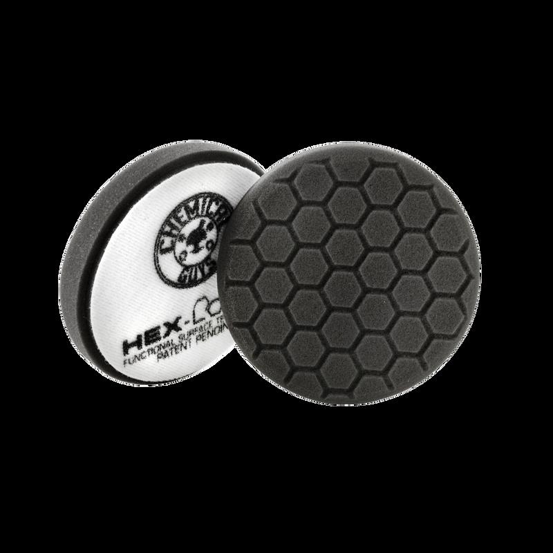 Black Hex-Logic Finishing Pad slider image 1