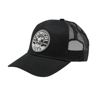 Rubber Logo Trucker Hat