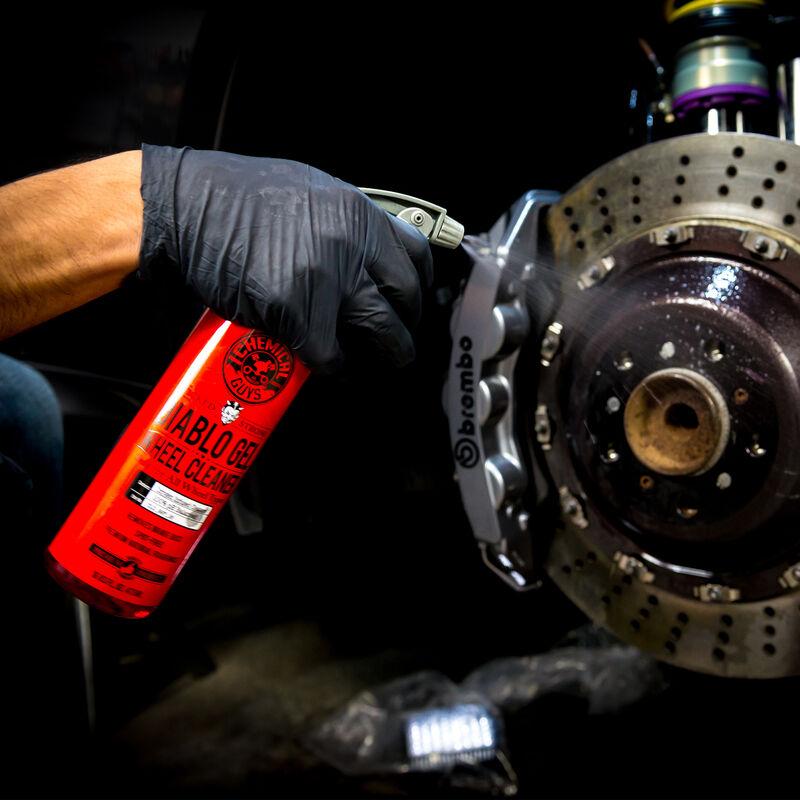Diablo Gel Oxygen Infused Foam Wheel and Rim Cleaner